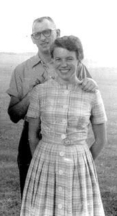 Sid and Alberta -- 1961